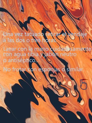 inked.mirrors: estudio privado de tatuajes.