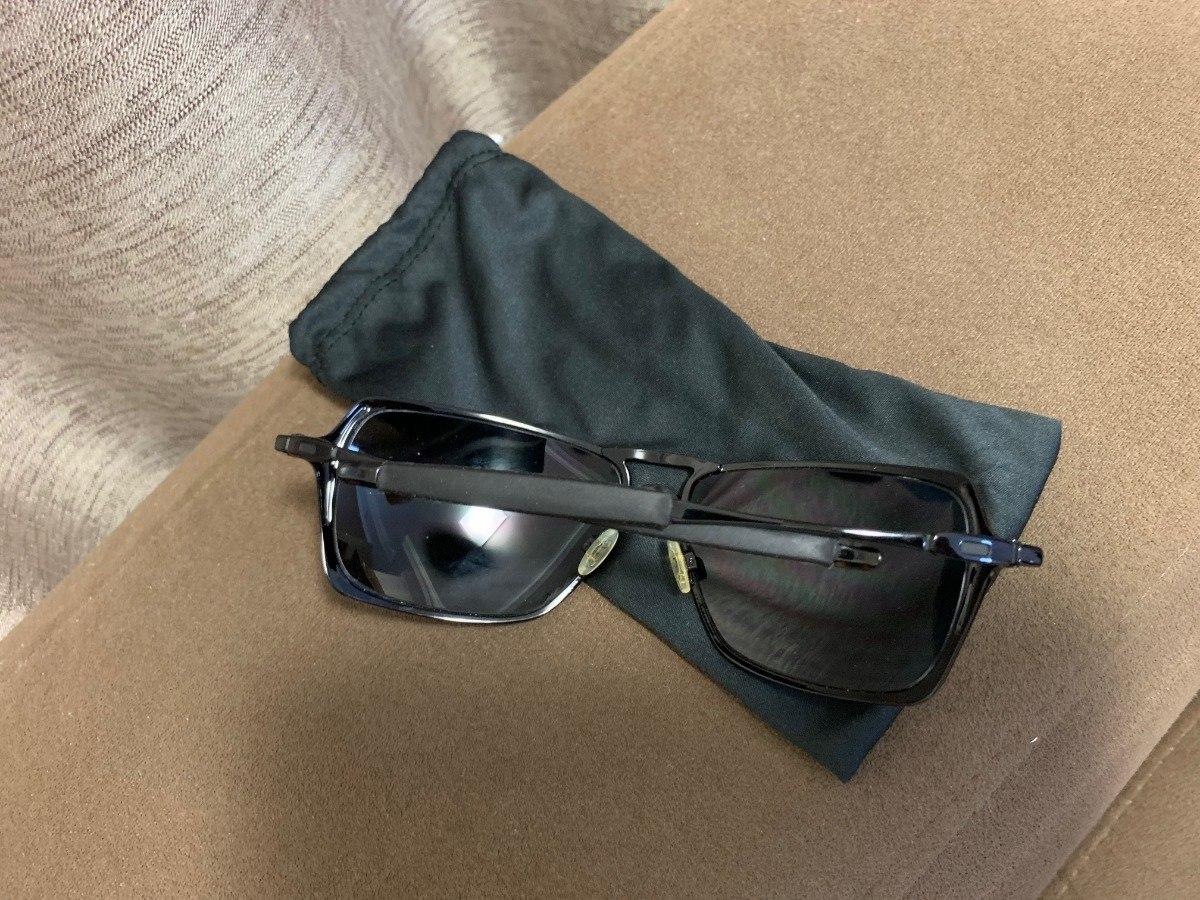 Óculos De Sol Oakley Inmate + Estojo Para Óculos Oakley - R  250,00 ... 23b8e1b407