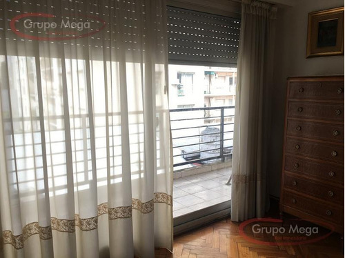 inmejorable 3 ambientes con cochera y baulera a mts de plaza irlanda