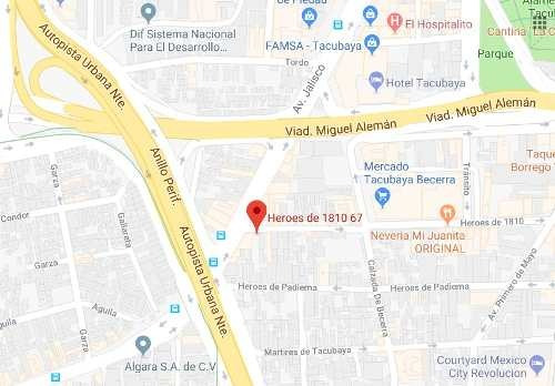 inmejorable oportunidad remate en tacubaya