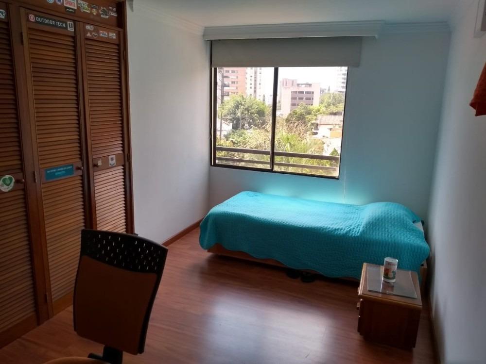 inmenso apartamento para personas con objetivos claros