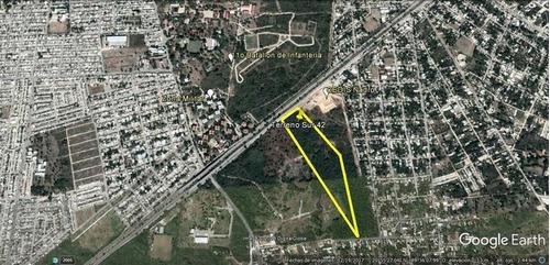 inmenso terreno de 6.9 has ubicado en periférico, mérida, yuc.