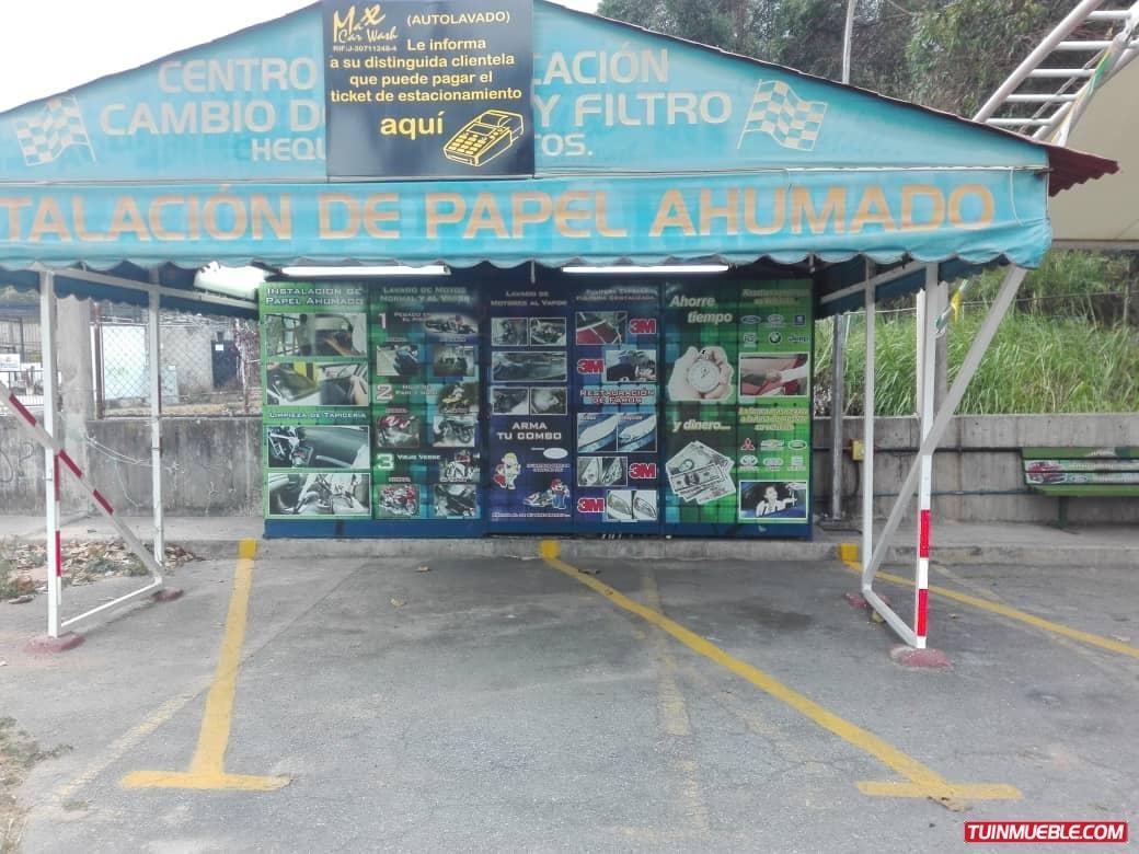 inmobiliaria for sale vende autolavado en san antonio id:171