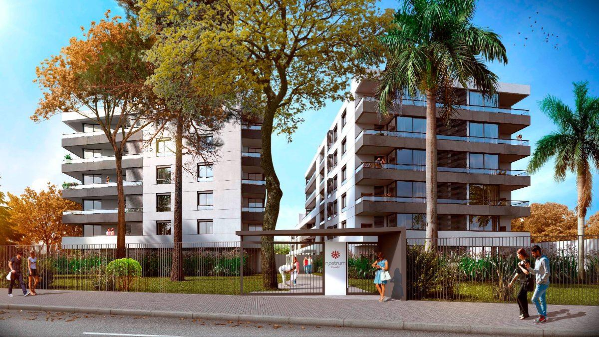 inmobiliaria verde nostrum rosedal c/parrillero estrena 2020