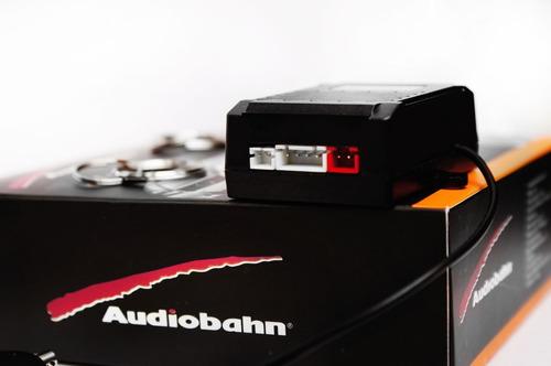 inmovilizador audiobahn de presencia antiasalto alarma carro