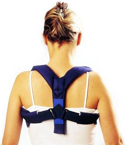 inmovilizador de clavícula y corrector de postura, talla l