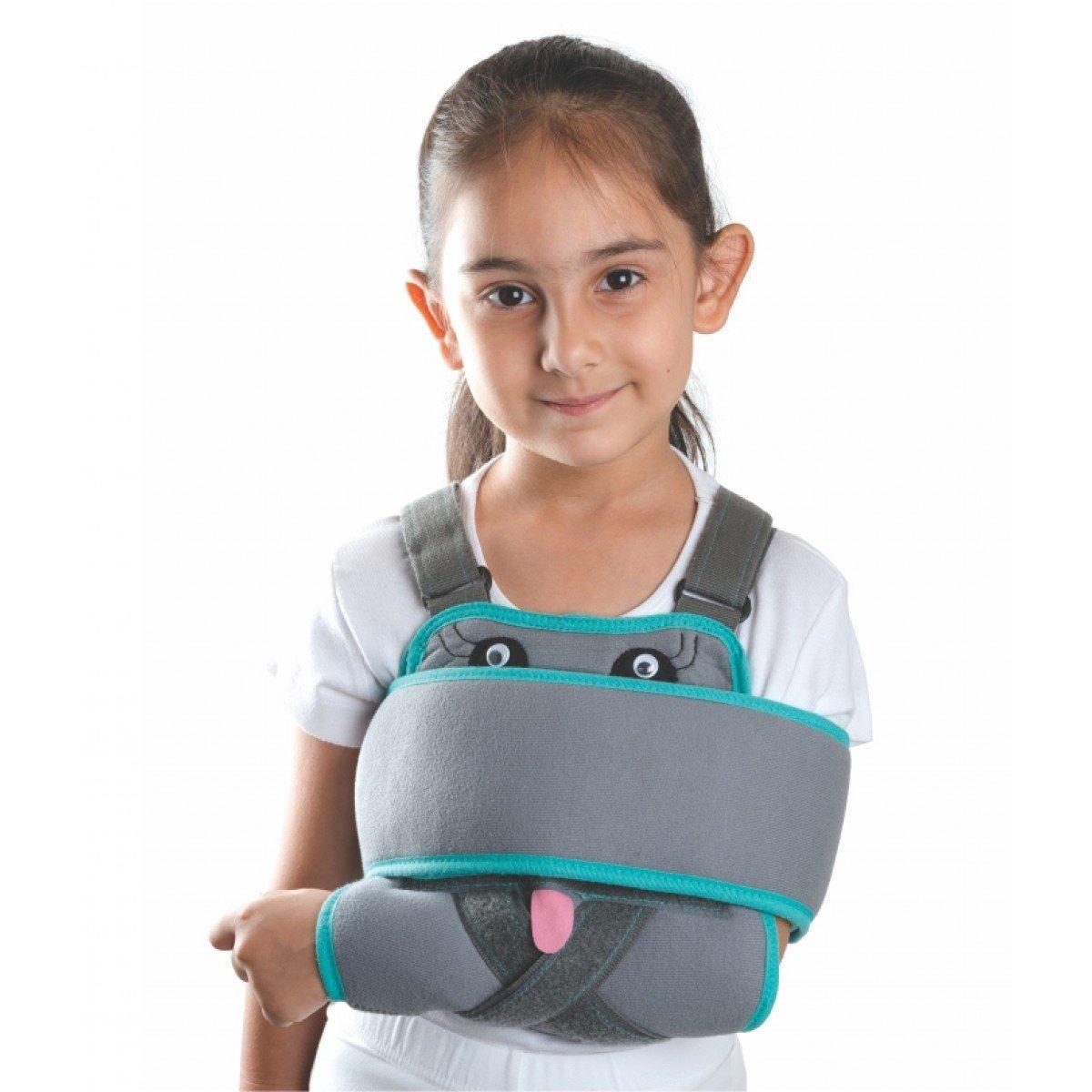inmovilizador infantil de hombro cabestrillo pediatrico..!!! Cargando zoom. 251612b94084