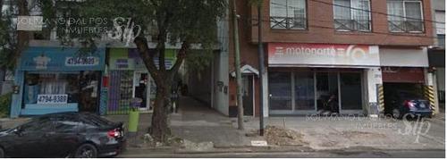 inmueble comercial excelente ubicacion sobre av del libertador  - olivos-vias/rio