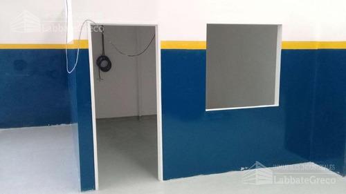 inmueble industrial - alquiler - 100m2 - villa lynch