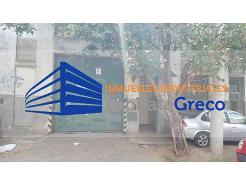 inmueble industrial - alquiler - 1020m2 - villa lynch