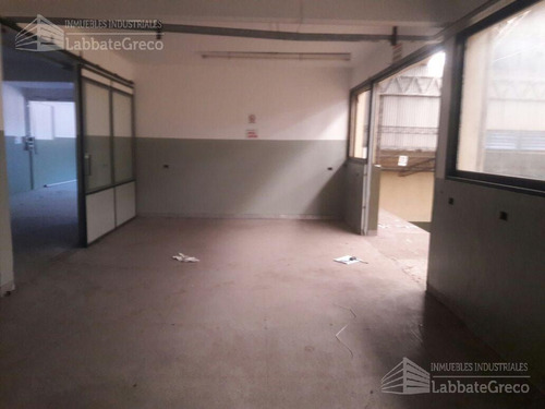 inmueble industrial - alquiler - 1500m2 - villa martelli