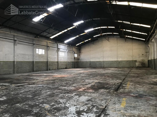 inmueble industrial - alquiler - 2200m2 - san andres