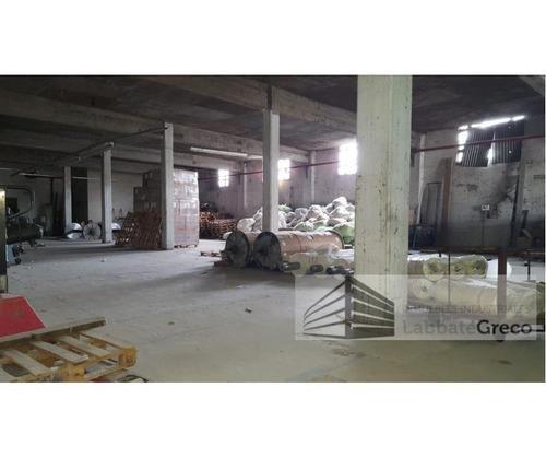 inmueble industrial - alquiler - 3000m2 - billinghurst