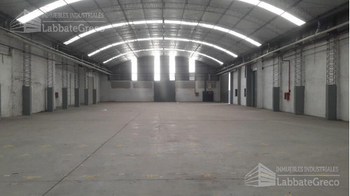 inmueble industrial - alquiler - 3300m2 - mataderos