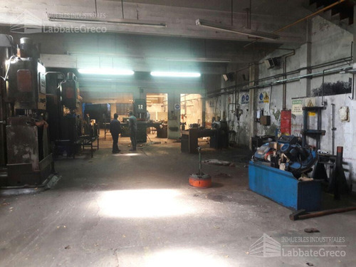inmueble industrial - alquiler - 406m2 - billinghurst
