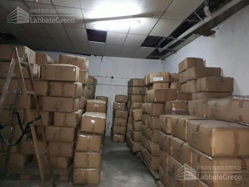 inmueble industrial - alquiler - 458m2 - almagro