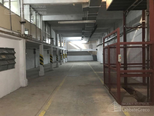 inmueble industrial - alquiler - 920m2 - s.andres