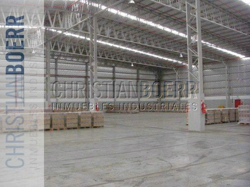 inmueble industrial de 10.200 m2 zarate.