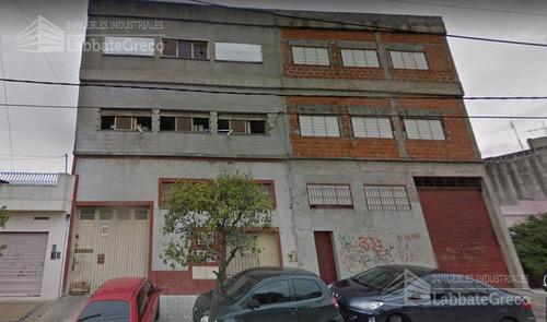 inmueble industrial - venta - 1082m2 - villa lynch