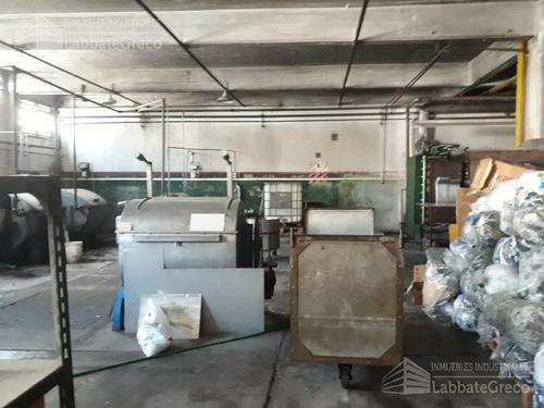 inmueble industrial - venta  - 1320m2 - villa lynch