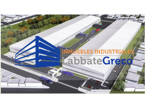 inmueble industrial - venta - 15000m2 - garin
