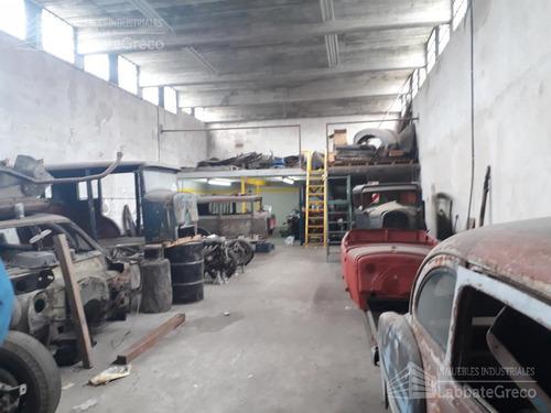 inmueble industrial - venta - 570m2 - v.maipu