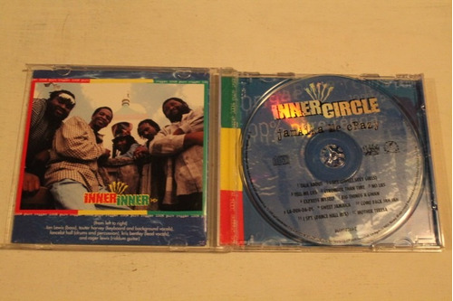 inner circle - jamaika me crazy cd usa