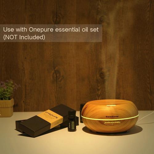 innogear difusor de aceites esenciales de aromaterapia di