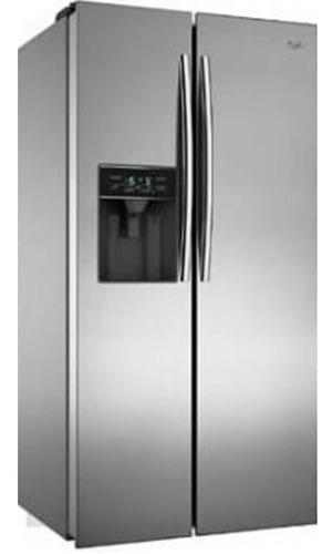 innova refrigeradora nevera side by side 504 l con dispensad
