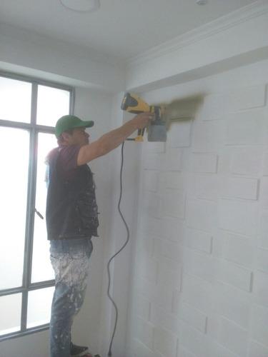 innovadoras paredes en 3d