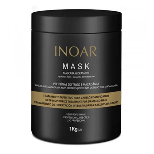 inoar mask profissional - máscara de tratamento 1kg