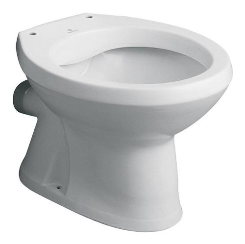 inodoro clásico descarga a pared ferrum bermejo blanco ibf