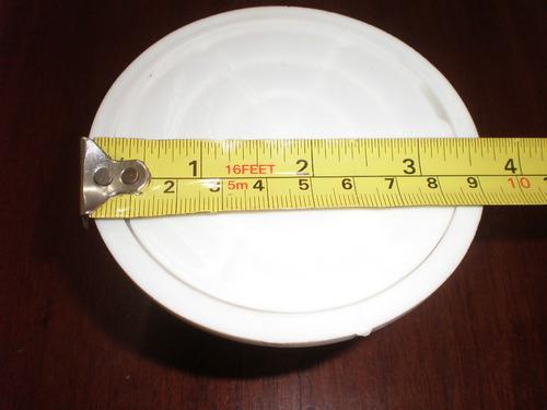 inodoro tapa ciega plastica 1 1/2 pulgadas