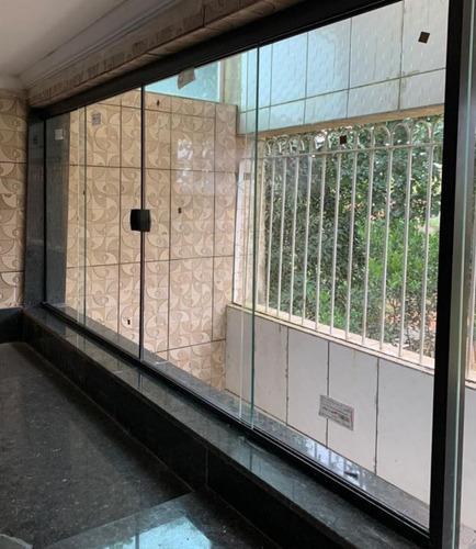 inovação vidro e alumínio