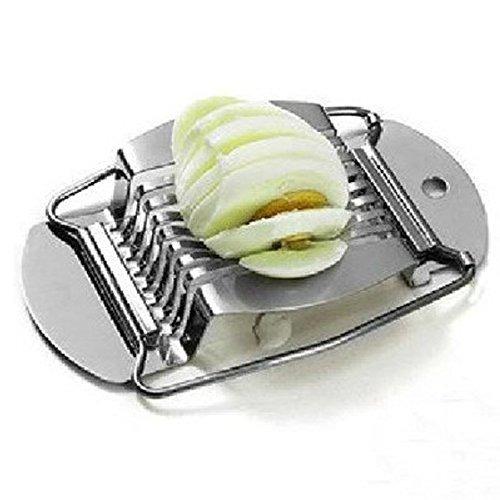 inoxidable huevo máquina de cortar de la cocina cortador de