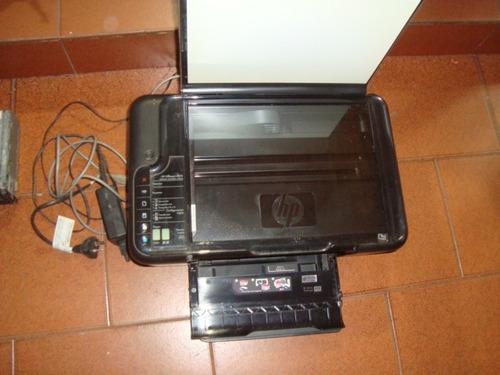 inpresora hp usada con detalle