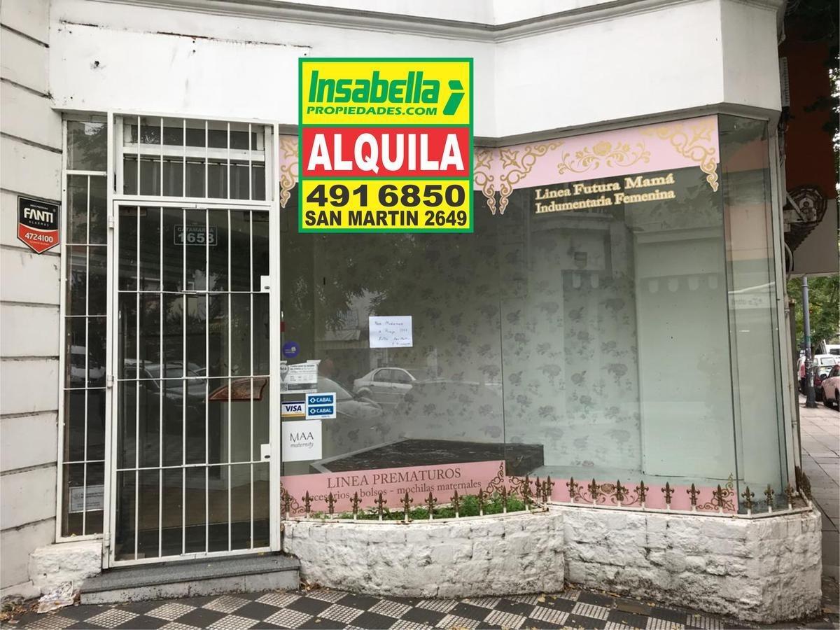 insabella propiedades alquila local comercial