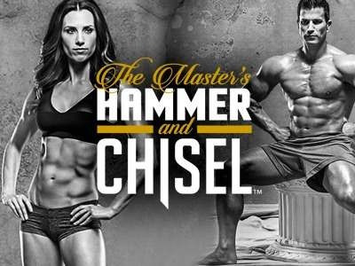 insanity the masters hammer and chisel baja de peso + regalo