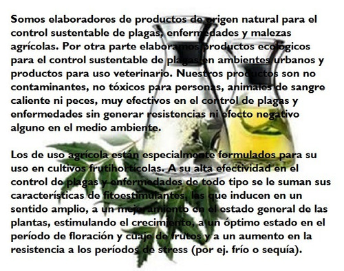 insecticida, acaricida y larvicida