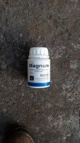 insecticida cipermetrina magnum para garrapata de 200cc