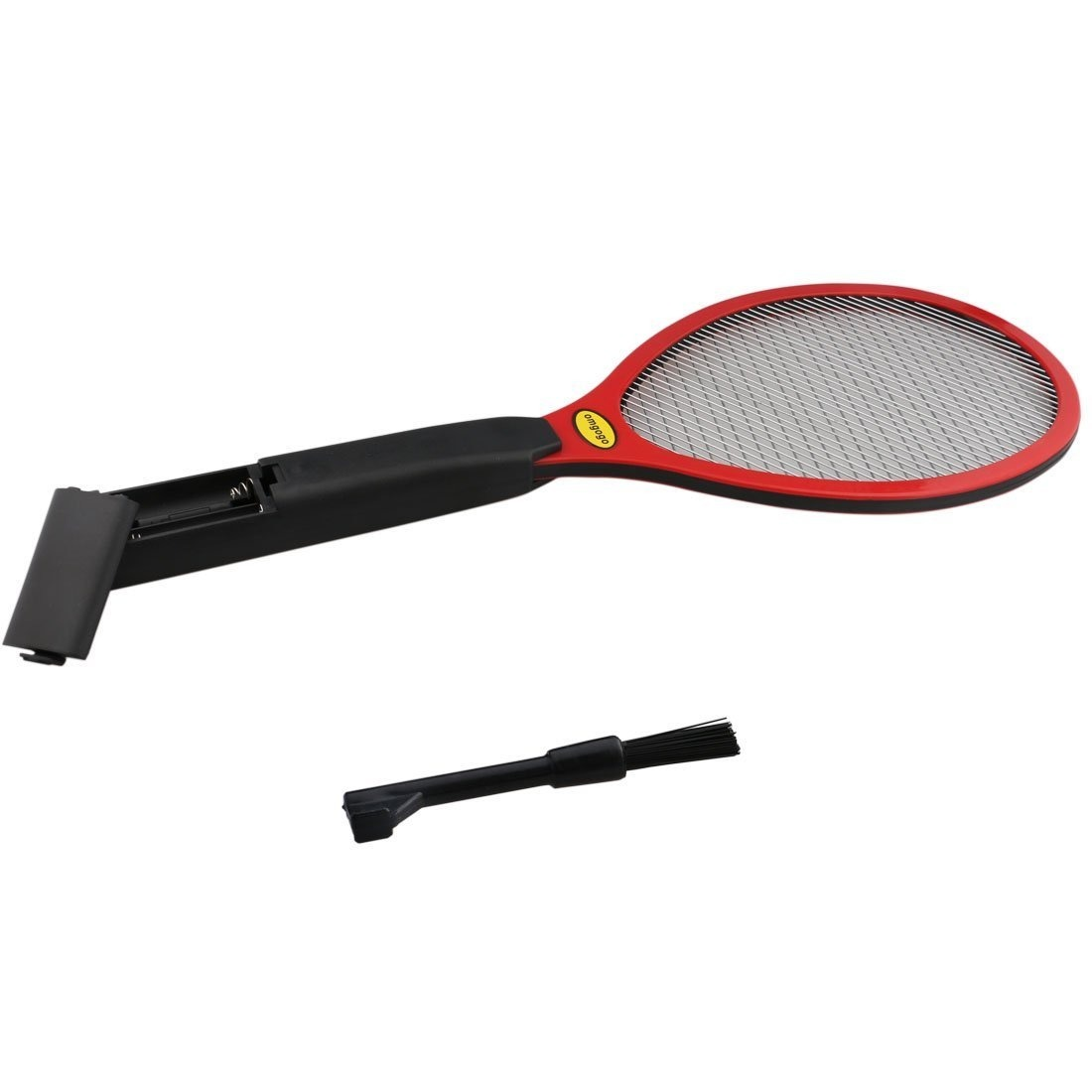 Circuito Zapper : Insecticida electric bug zapper fly swatter zap mosquito red