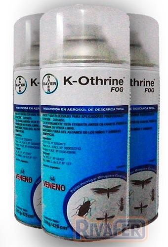 insecticida k-othrine fog grande - bayer reemplazo deltafog