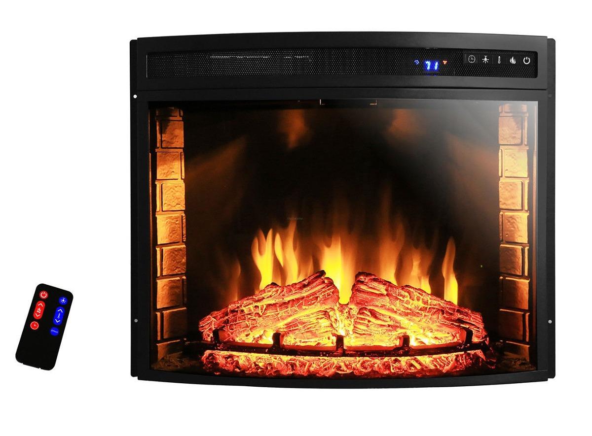 Inserto de chimenea calefactor electrico control remoto 28 - Chimeneas electricas opiniones ...