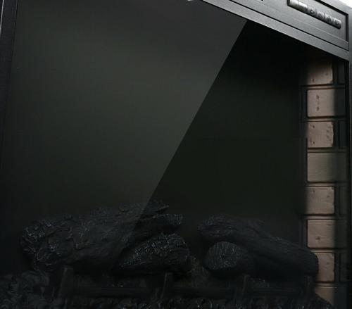 inserto de chimenea eléctrica 30 p calefactor control remoto