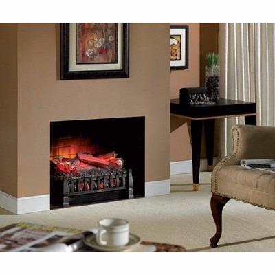 Inserto de chimenea el ctrica calefaccion decoracion 20 5 en mercado libre - Chimeneas electricas decoracion ...
