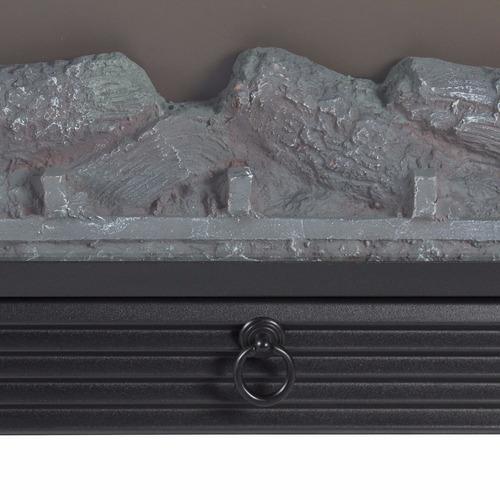 inserto de chimenea eléctrica calefactor controlremoto 28.5