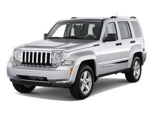 inserto de parrilla cromado jeep cherokee kk 2008 - 2016