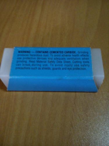 inserto o placa de corte tpun nro. 110308 fabricada en u.s.a
