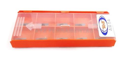 inserto pastilha metal duro apmt1135 pder-h2 fresamento 10un