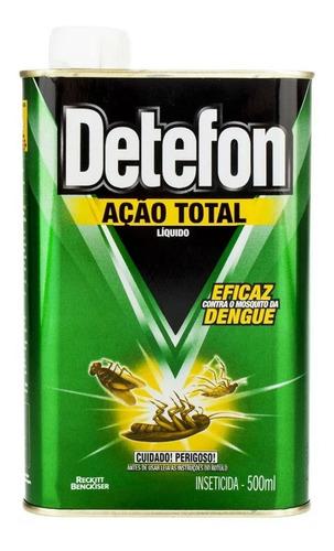 inseticida líquido detefon 500ml